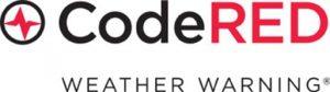 CodeRED Weather Warning Logo